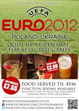 Euro 2012 poster