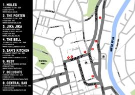 Oxjam 2013 booklet - map