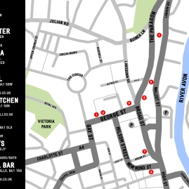 Oxjam 2013 booklet - map