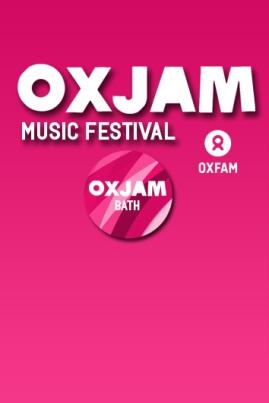 Oxjam 2013 app splash screen