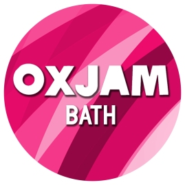 Oxjam Bath logo