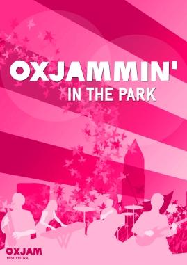 Oxjammin' in the park flyer