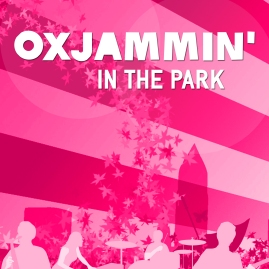 Oxjammin' in the park flyer