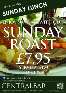 Sunday Roast poster