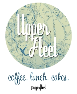 Logo (Upper Fleet cafe)