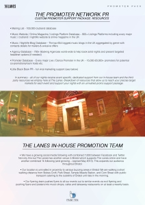 Bristol Lanes Promoter Pack (page 10)