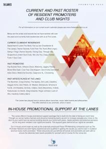 Bristol Lanes Promoter Pack (page 9)