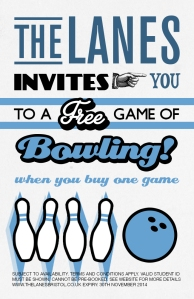 student bowling voucher