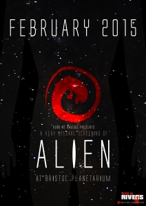 rir alien teaser poster