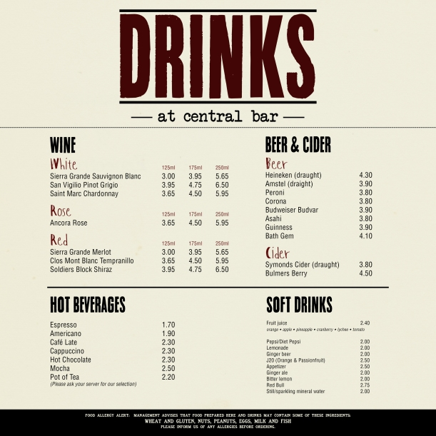 central bar daytime menu feb15 BACK