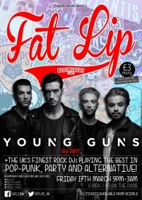 fat lip BBL young guns mar17