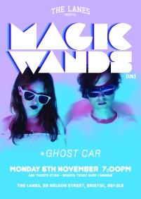 magic wands nov17 poster