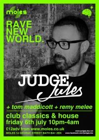 rave new world judge jules jul18